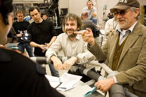 Steven Spielberg Directs The Adventures of Tintin