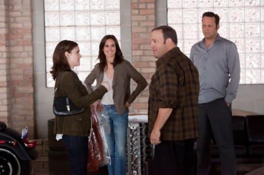 A-list Cast in The Dilemma