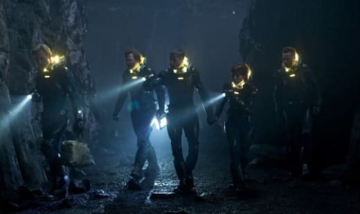 The Cast of Prometheus