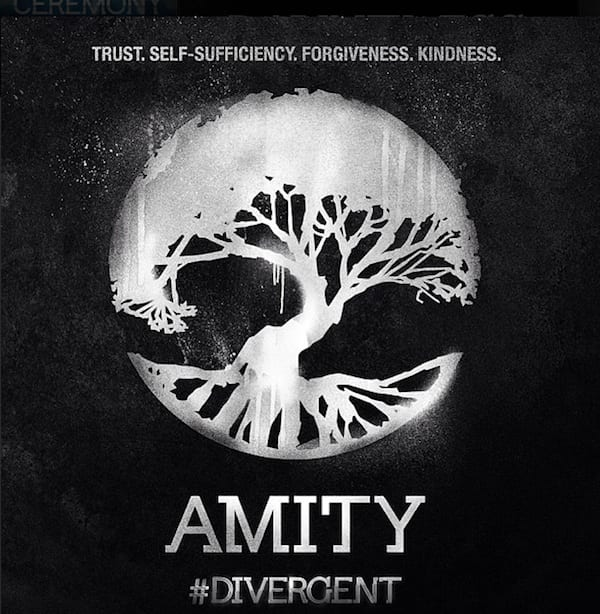 Divergent Faction Symbols Show Societal Divide - Movie Fanatic