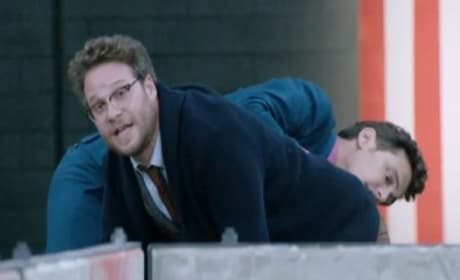 "The Interview Trailer: Seth Rogen & James Franco ""Take Out"" Kim Jong-un"