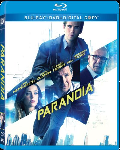 Paranoia DVD