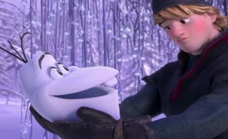 Frozen Let it Go Trailer: Demi Lovato Song Debuts