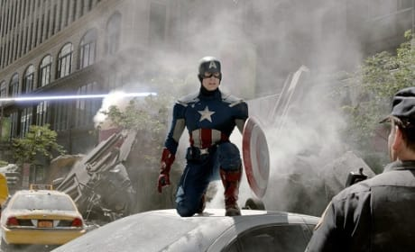 Captain America 2 Gets a Release Date
