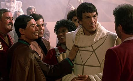Star Trek 3: The Search for Spock Leonard Nimoy