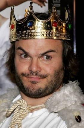 Jack Black is the King