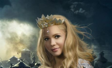 Oz the Great and Powerful Michelle Williams Poster