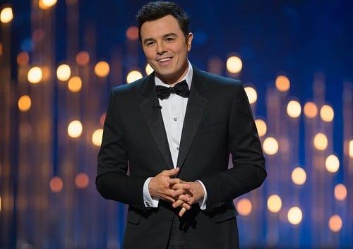 Seth MacFarlane Hosts Oscars