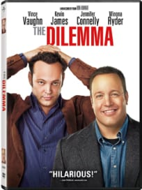 The Dilemma DVD Cover