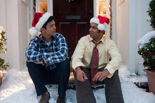 John Cho and Kal Penn in A Very Harold and Kumar 3D Christmas