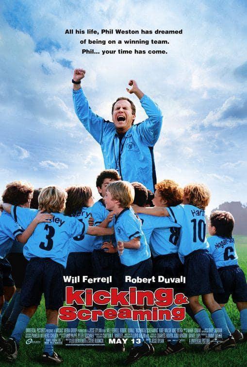 Kicking & Screaming Movie Poster