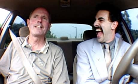 Borat Driving Instructor