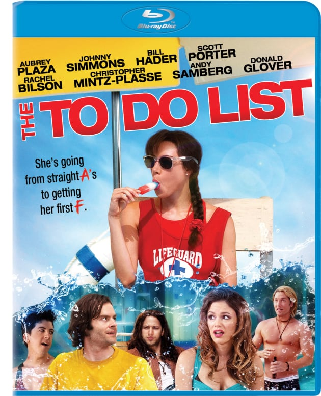 The To Do List DVD