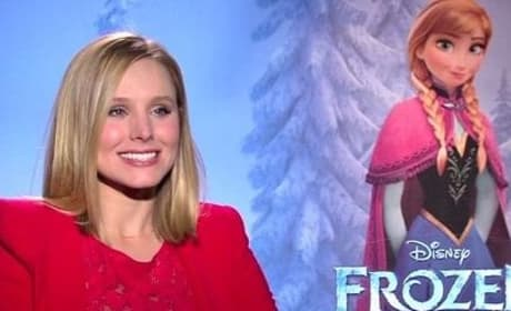 Frozen Exclusive: Kristen Bell on Living Her Disney Dream