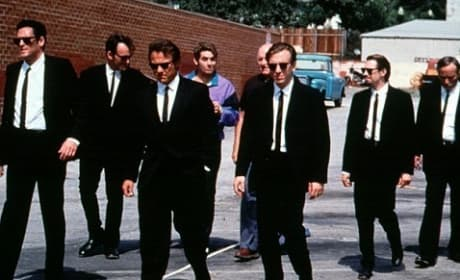 Reservoir Dogs Cast