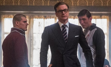 Kingsman The Secret Service Harry Hart