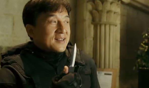 Jackie Chan CZ12