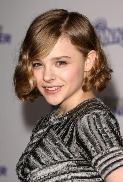 Young Chloe Moretz