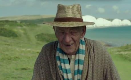 Mr. Holmes Star Ian McKellen