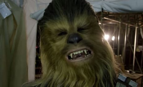 Star Wars The Force Awakens Chewbacca