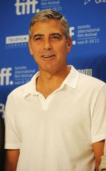 George Clooney TIFF Press Con