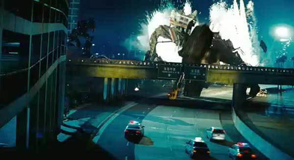 Transformers Attack!