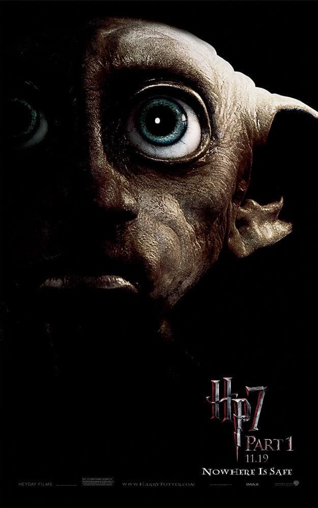 HP7 Dobby Poster