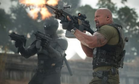 G.I. Joe Retaliation Clip: Crawling to Victory