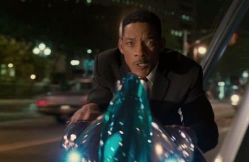 Will Smith in Men in Black 3 Video