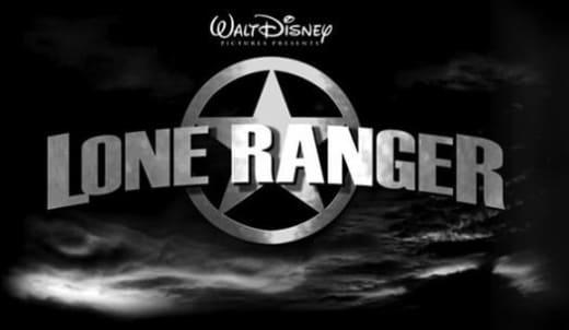 The Lone Ranger Logo