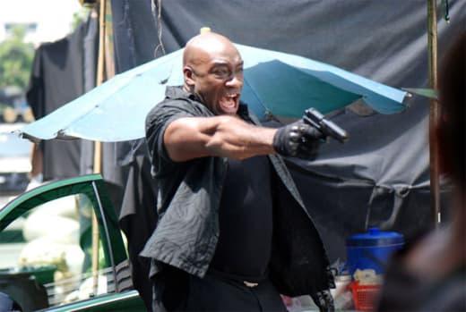 Michael Clarke Duncan as Balrog