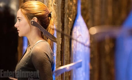 Divergent: First Image Featuring Shailene Woodley Arrives