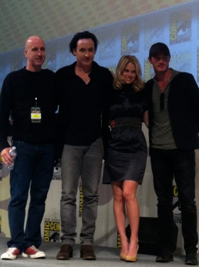 Cast of The Raven