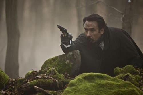John Cusack is Edgar Allen Poe in The Raven