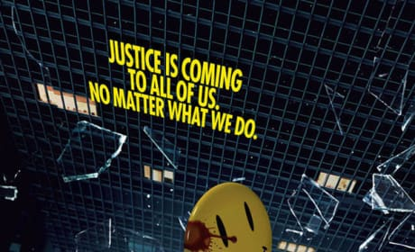 Revealed: New Watchmen Teaser Poster