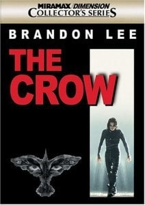 The Crow 1994 Poster