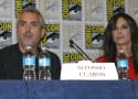 "Gravity: Sandra Bullock on George Clooney Prank ""Truce"" on Set"