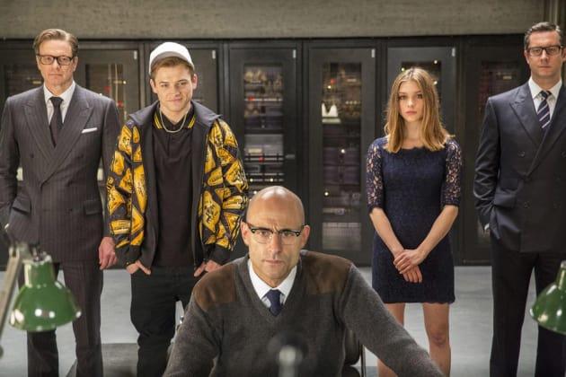 Kingsman: The Secret Service Cast