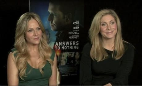 Julie Benz and Elizabeth Mitchell in Answers to Nothing