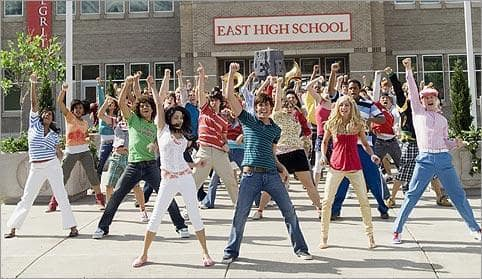 High School Musical Photo