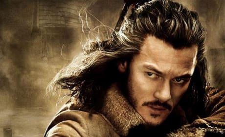 The Hobbit: The Desolation of Smaug Kili Poster