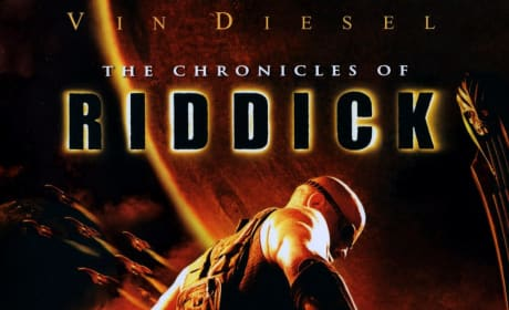 Chronicles of Riddick Poster