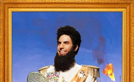 The Dictator Star Sacha Baron Cohen