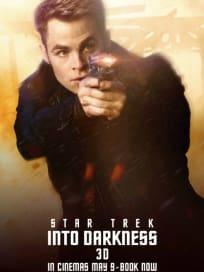 Star Trek Into Darkness Chris Pine Character Poster