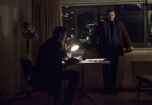A Walk Among the Tombstones Dan Stevens Liam Neeson