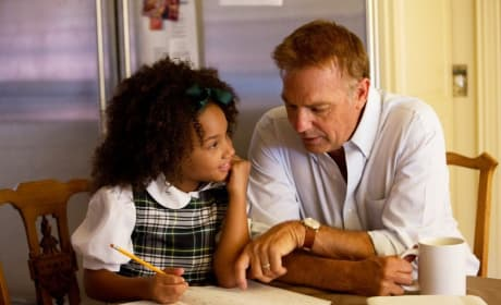 Black or White Review: Kevin Costner Sees Little Grey