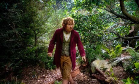Martin Freeman Stars in The Hobbit