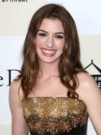 Anne Hathaway Photograph