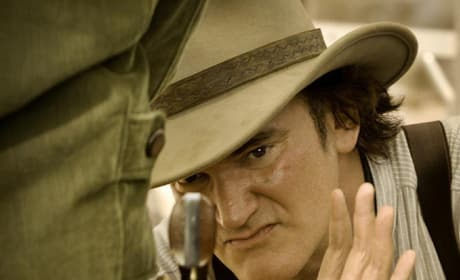 Quentin Tarantino Western Gets a Name and Stars!