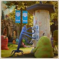 Monsters University Instagram Photo